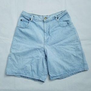 VINTAGE 90s Lizwear Super High Rise Shorts
